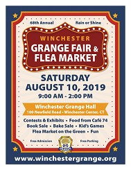 Support the 2019 Winchester Grange Fair!