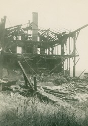 After the fire - 1951